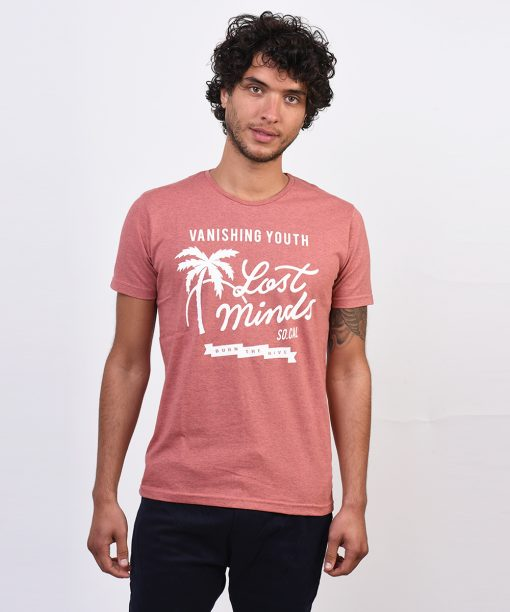 REMERA LOST MINDS 3