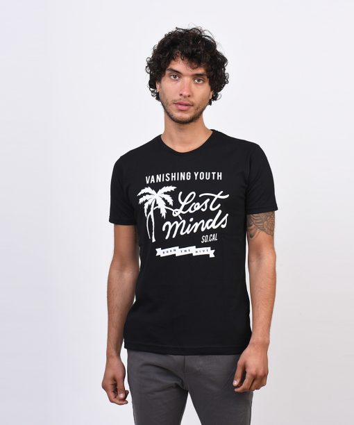 REMERA LOST MINDS 4